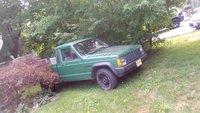 Picture of 1990 Jeep Comanche 2 Dr STD Standard Cab LB, exterior