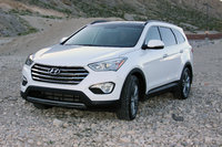 Picture of 2016 Hyundai Santa Fe Limited, exterior