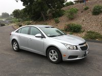 2011 Chevrolet Cruze Picture Gallery