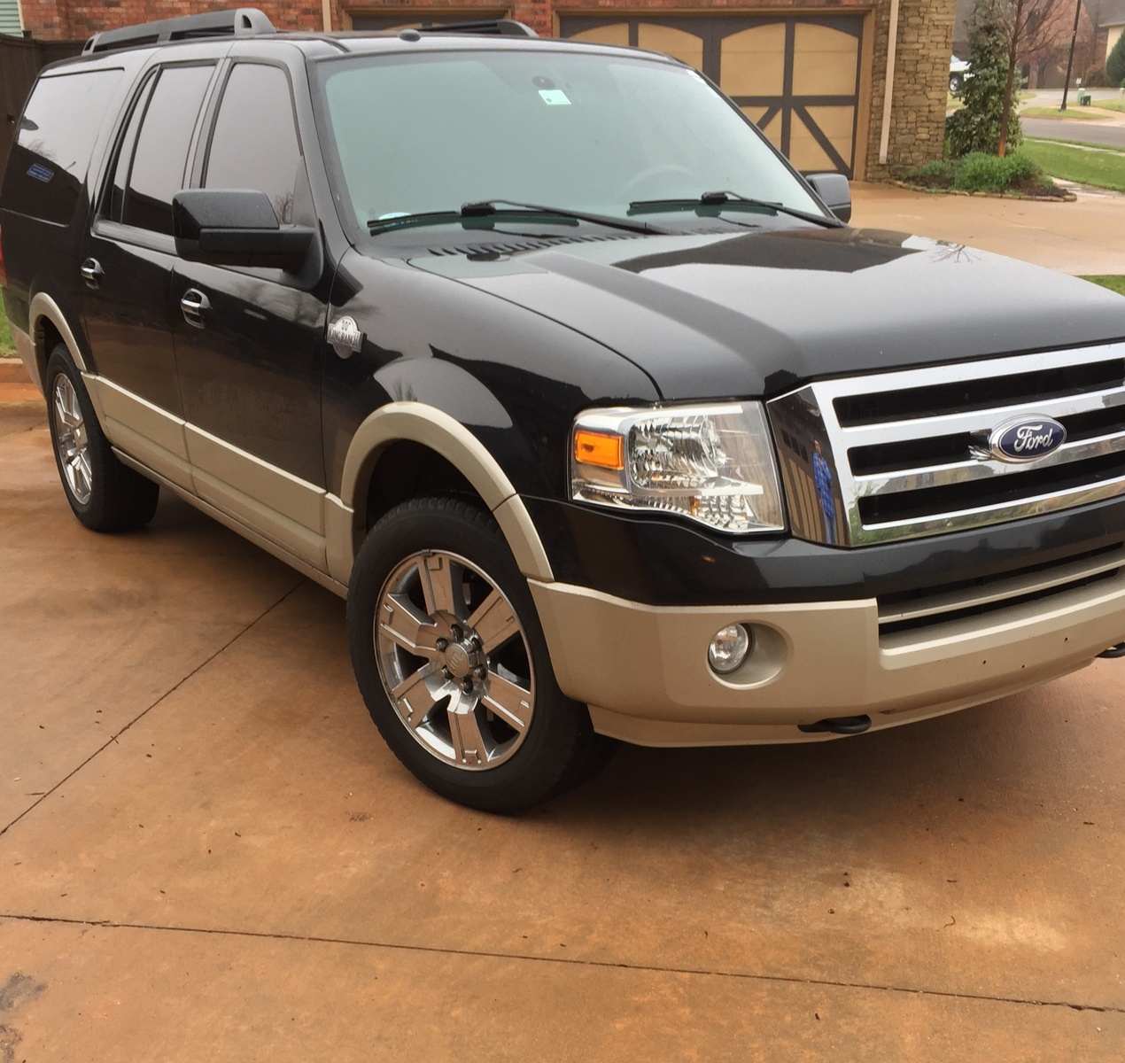 Ford Expedition Questions