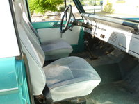 Picture of 1966 Ford Bronco, interior