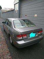 Picture of 2000 INFINITI G20 4 Dr STD Sedan, exterior