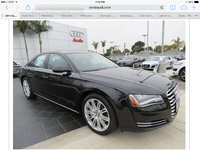 Picture of 2014 Audi A8 3.0T, exterior