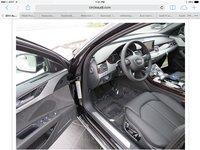 Picture of 2014 Audi A8 3.0T, interior