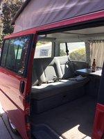 Picture of 2001 Volkswagen EuroVan 3 Dr MV Passenger Van, interior