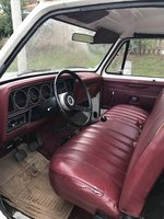 Picture of 1983 Dodge Ram, interior