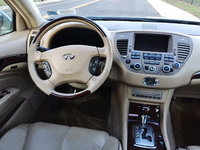 Picture of 2005 INFINITI Q45 4 Dr STD Sedan, interior