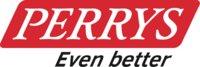 Perrys Preston Vauxhall logo