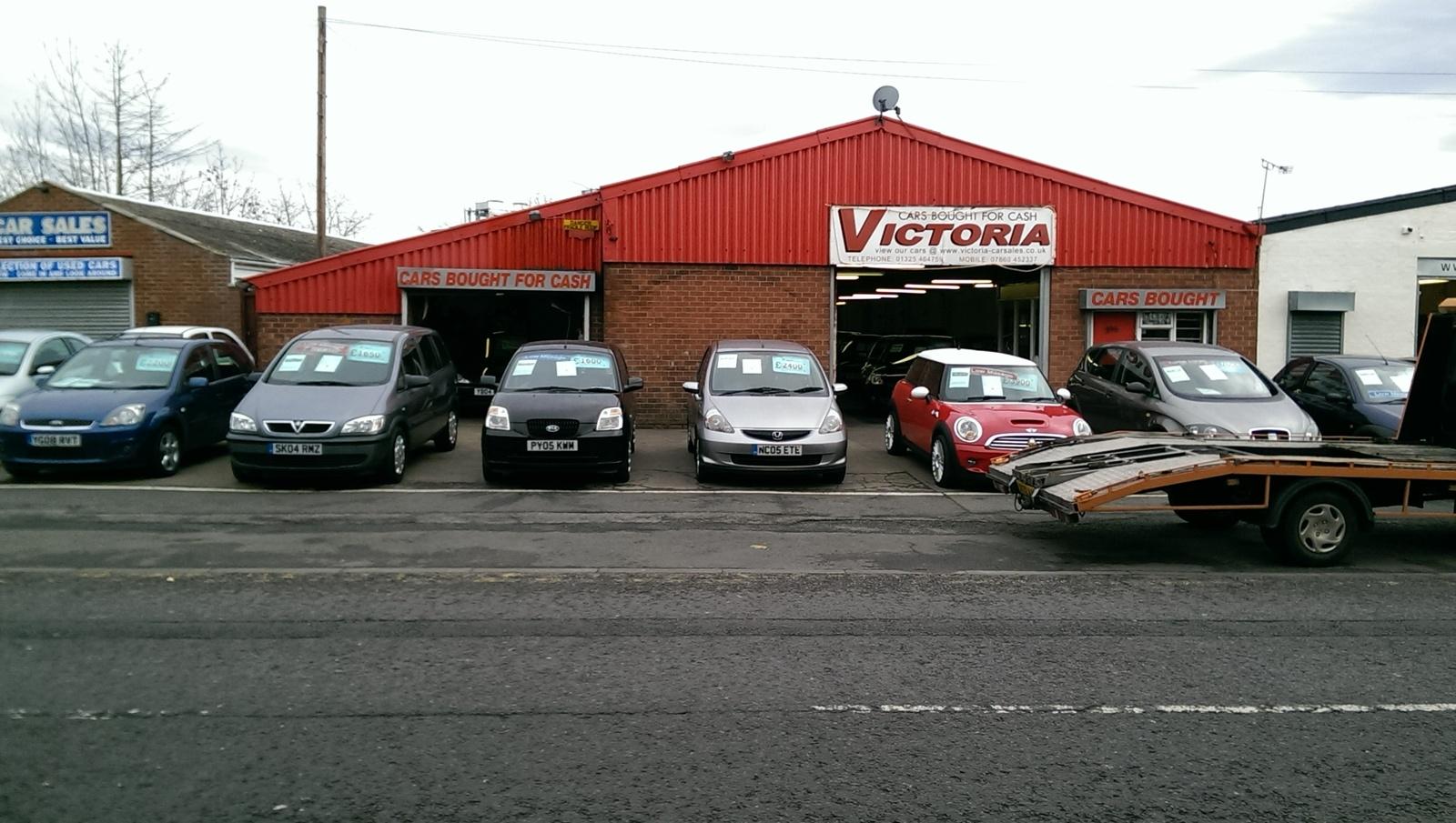 Victoria Car Sales Darlington