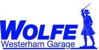 Wolfe Westerham Garage logo