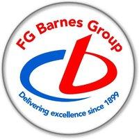 Vauxhall FG Barnes Guildford logo